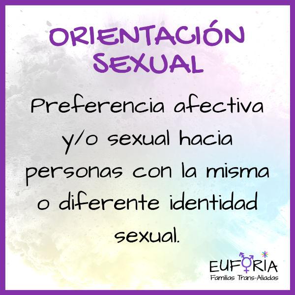 04 Orientación sexual