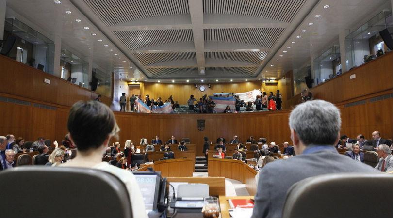 Aragón ya tiene Ley de Identidad