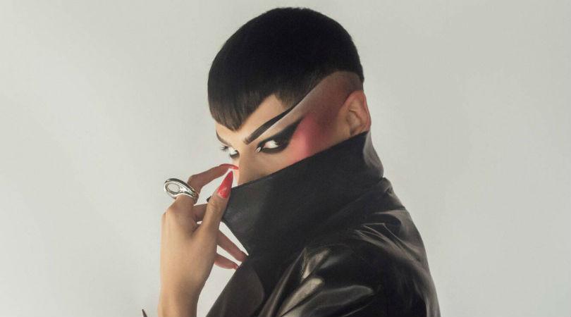 Valentina, la drag queen y estrella no binaria en una conversación sobre moda y género
