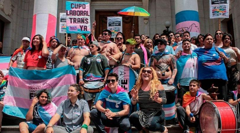 Santa Fe: el gobierno promulgó el cupo laboral trans
