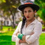 Gahela: la primera candidata trans indígena de Perú