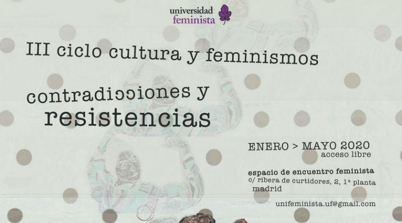Deconstruir para Construir - Madrid @ Espacio de Encuentro Feminista