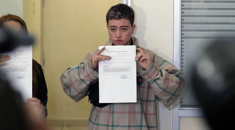 Chile: 28 adolescentes han solicitado en tribunales el cambio de su sexo registral