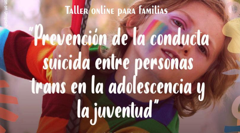 Prevención del suicidio entre personas trans en la adolescencia y la juventud - Online @ papageno.es