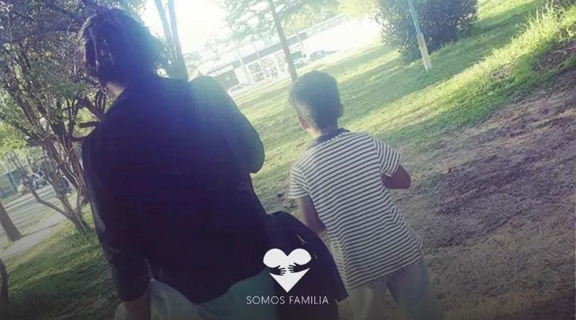 Argentina: La historia de Roxana, la mamá trans que consiguió la Asignación Universal por Hijo