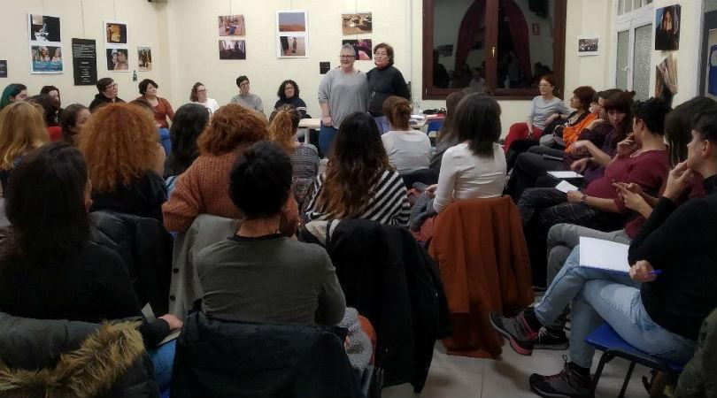 Primera sesión: Deconstruir para construir, con Saida García