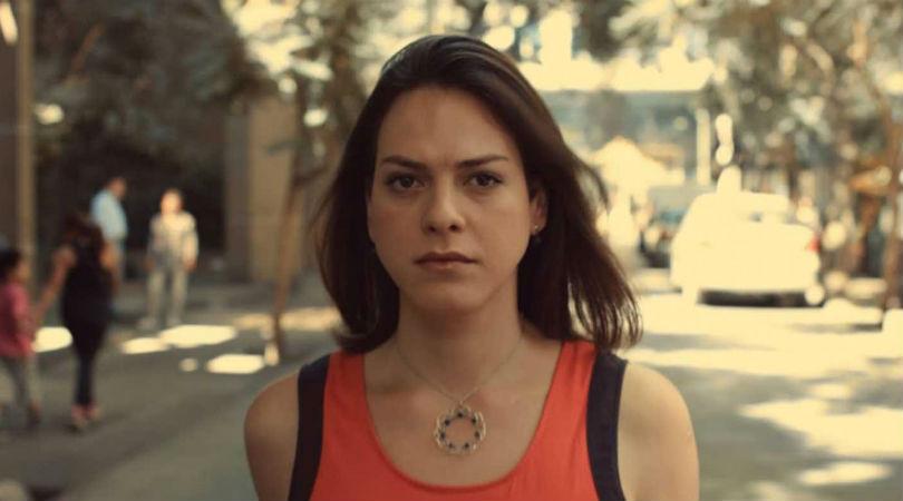 Fotograma de la película 'Una mujer fantástica' con la actriz Daniela Vega