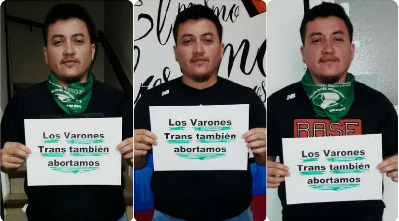 'Los varones trans también abortamos': una realidad invisible