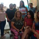 Un grupo de mujeres trans armó un merendero que alimenta a 50 pibes en La Bebida