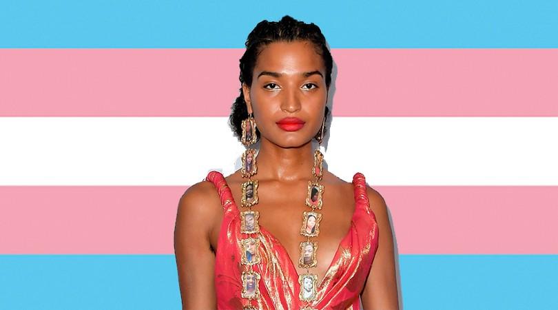 Indya Moore ('Pose') continúa recaudando dinero para ayudar a personas trans y queer afroamericanas en esta crisis
