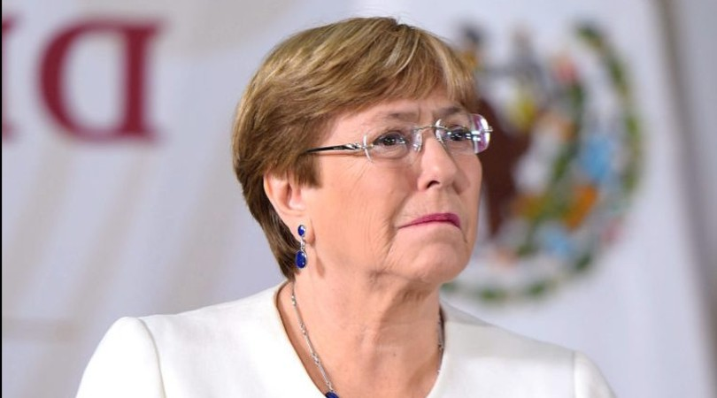 Michelle Bachelet solicita a los países acciones para proteger a población LGBTBIQ+