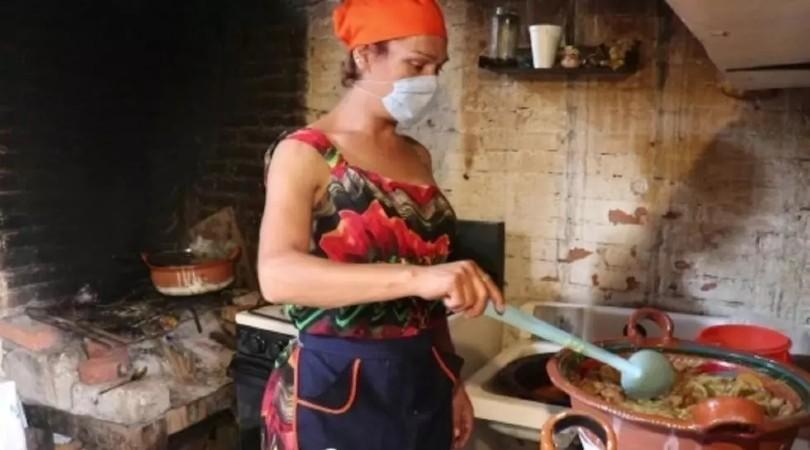México: Mujeres trans montan una cocina contra el coronavirus