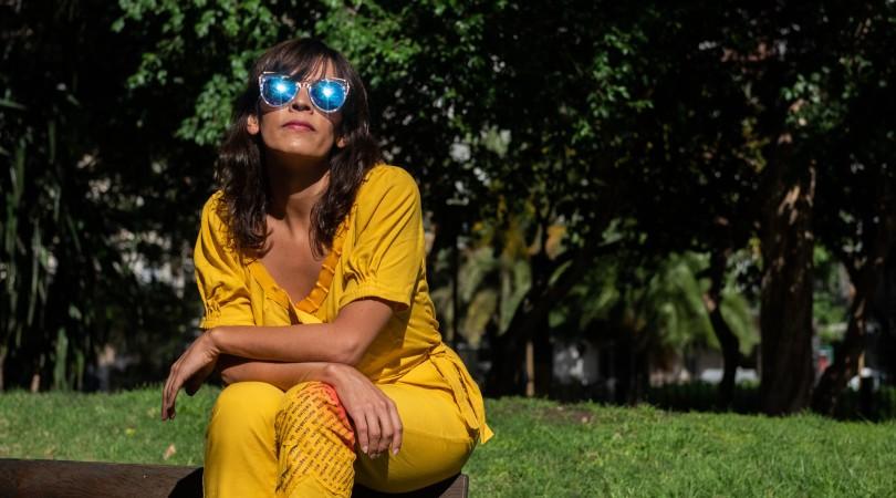 Camila Sosa Villada (foto: Adrián Escandar)
