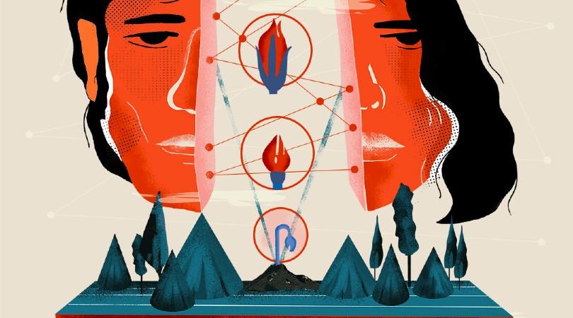La menstruación y embarazo trans en la Nación Mojave