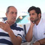 """El actor egipcio, Hesham Selim, apoyó en el programa de TV """"Al-Qahera Wal Nas"""" a su hijo trans"""