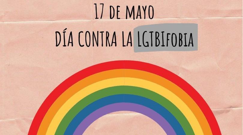 Los colectivos LGTBIQ+ de Extremadura en el Día Internacional contra la LGTBIQfobia