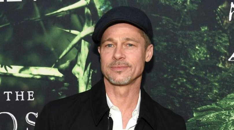 El actor Brad Pitt. GTRES