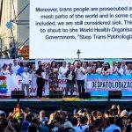 No es una teoría, los derechos trans son derechos humanos