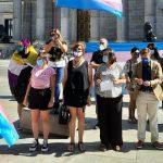"""Colectivos Trans exigen el registro """"inmediato y urgente"""" de una Ley Trans estatal"""