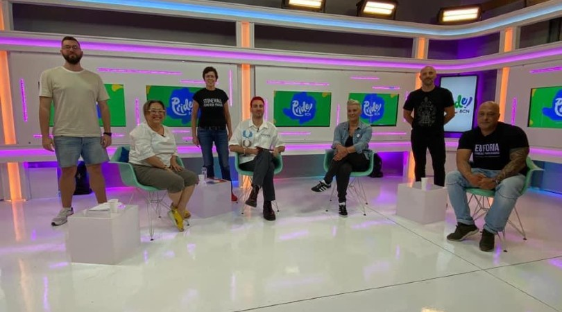 Debat Pride! BCN 2020: Famílies al col·lectiu LGTBI