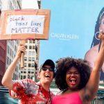 Calvin Klein celebra el mes del Orgullo con Jari Jones, activista y mujer trans