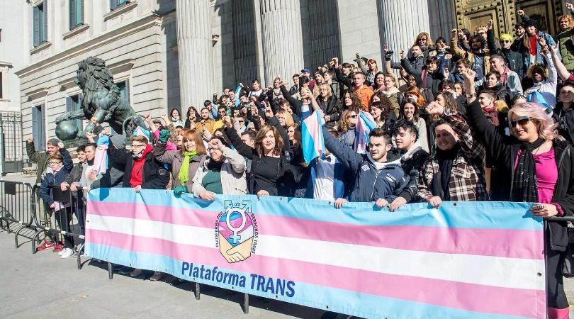 """Confluencia Trans: """"Nunca las personas trans hemos estado tan unidas"""""""