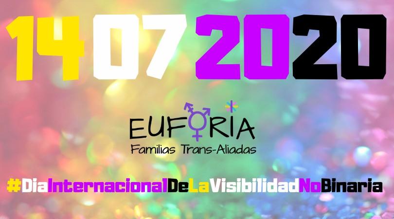 14 de julio - Día internacional de la visibilidad No Binaria