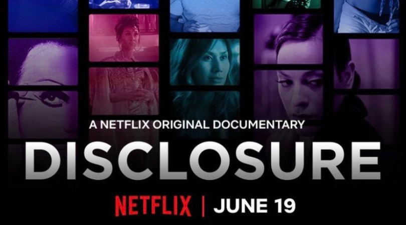 Carátula del documental 'Disclosure. Ser trans en Hollywood'