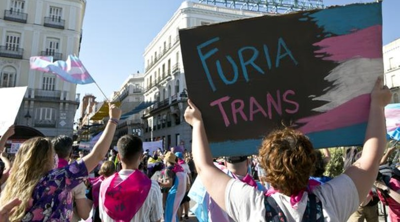 """¿""""Borrar a las mujeres"""" o borrar los derechos de las personas trans?"""