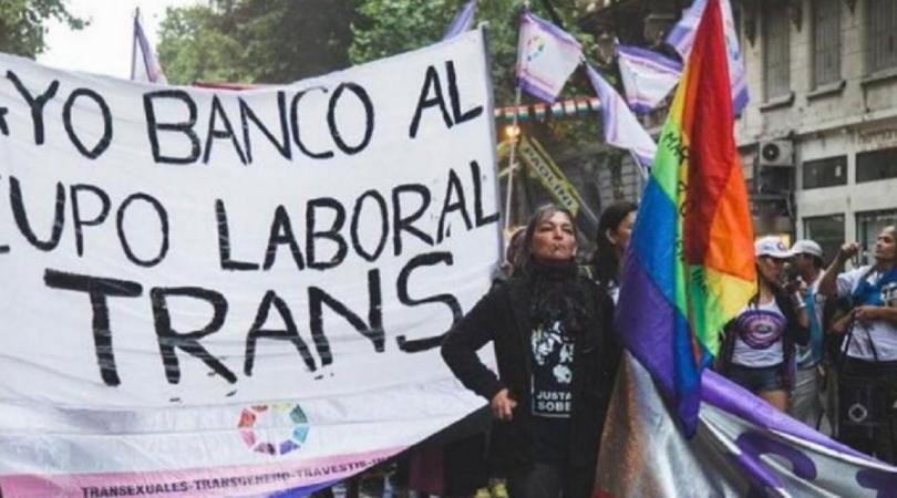 Argentina establece un cupo para personas trans y travestis en puestos del Estado