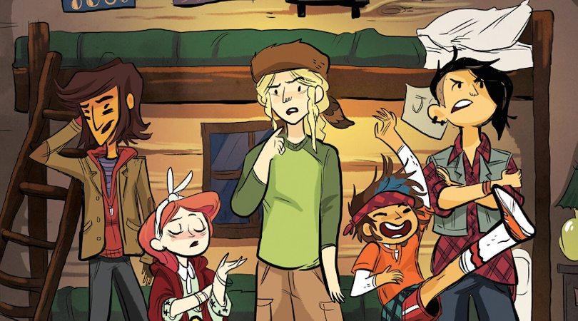 """""""Lumberjanes"""", la nueva serie animada para HBO Max con una protagonista trans"""