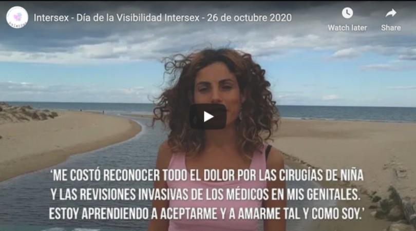 26 de octubre – Día de la Visibilidad Intersex