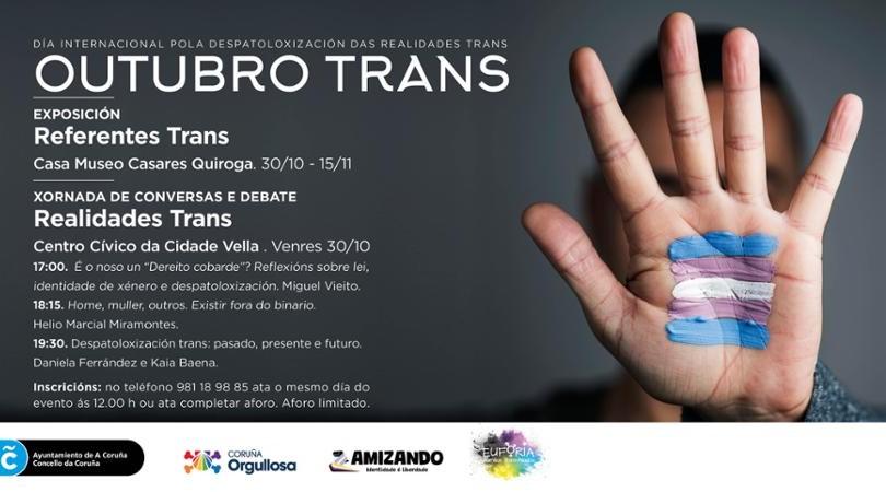 Exposición Referentes Trans - A Coruña @ Casa Museo Casares Quiroga