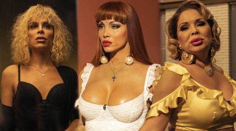 Daniela Santiago, Isabel Torres y Jedet reaccionan al ganar el Ondas 2020 por 'Veneno'