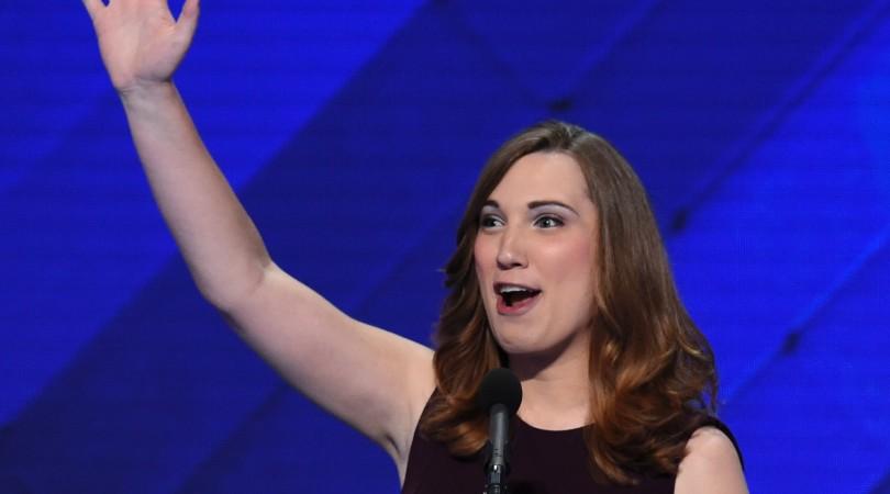 Sarah McBride, la primera senadora estatal trans en Estados Unidos