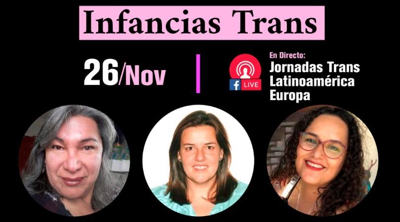 Infancias Trans - Jornadas Memoria Trans - Facebook