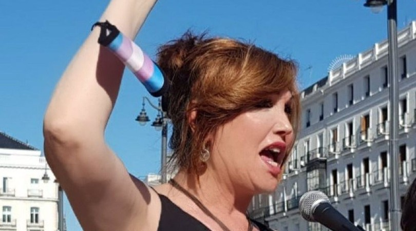 """Plataforma Trans niega una lucha contra el feminismo y señala que quienes critican la Ley trans son """"privilegiadas burguesas"""""""