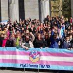 Los colectivos trans y de familias celebran el apoyo social a la Ley Trans anunciado por Irene Montero