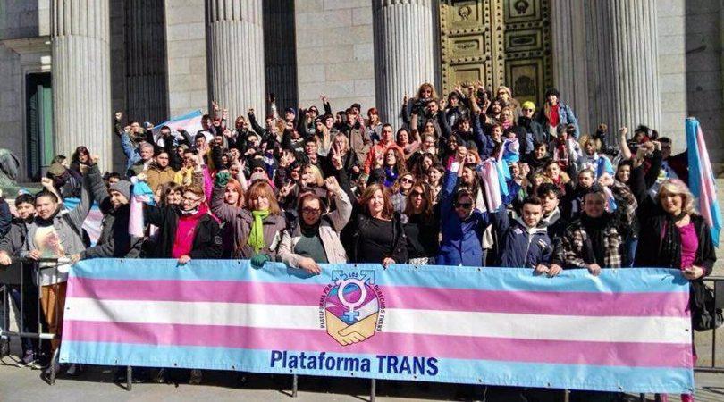 [Gruposociedad] La Plataforma Trans pide al Psoe la sustitución de Ángeles Álvarez de la Comisión de Igualdad del Congreso - EUROPA PRESS - Archivo