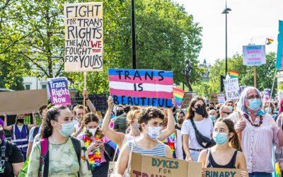 El Ministerio de Justicia emitió en 2018 un informe interno favorable al cambio de sexo registral sin requisitos