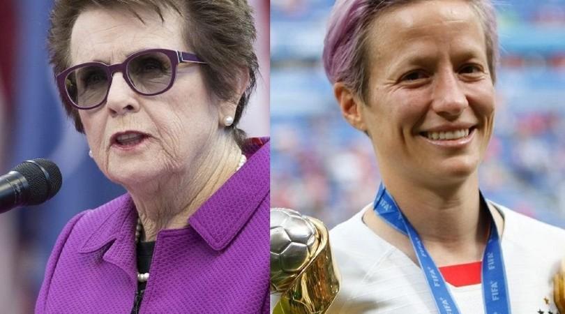 Megan Rapinoe, Billie Jean King y otras 174 atletas firman un escrito de apoyo a las mujeres trans en los deportes