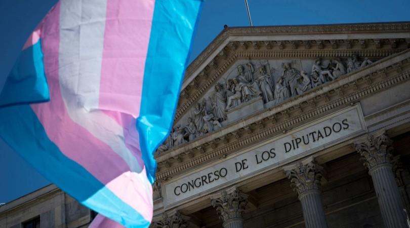 Organizaciones feministas y LGTBIQA+ respaldan la aprobación de una ley trans