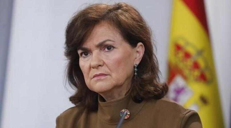 La Federación Plataforma Trans pide la dimisión de Carmen Calvo