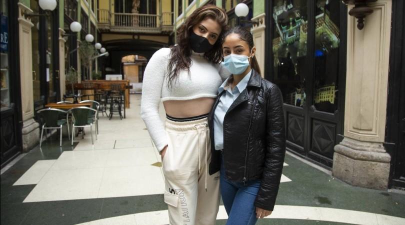 Guille, una vallisoletana trans de 16 años: «Soy mujer desde que nací»
