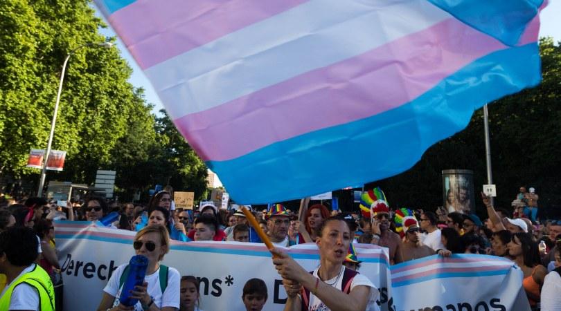 Ley trans: autodeterminación, felicidad y derechos