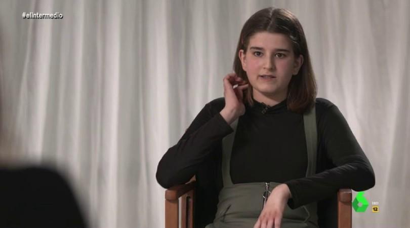 """La rotunda respuesta de una niña trans a la intrusiva pregunta sobre sus genitales: """"No te va a cambiar la vida saber lo que tengo ahí abajo"""""""