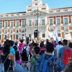 Spanish Groups of Transgender People and Their Families Start a Hunger Strike