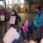 Noches de una huelga de hambre (I y II)