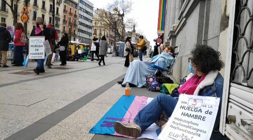 La Ley Trans entra en el Congreso de los Diputados de España tras meses de polémica