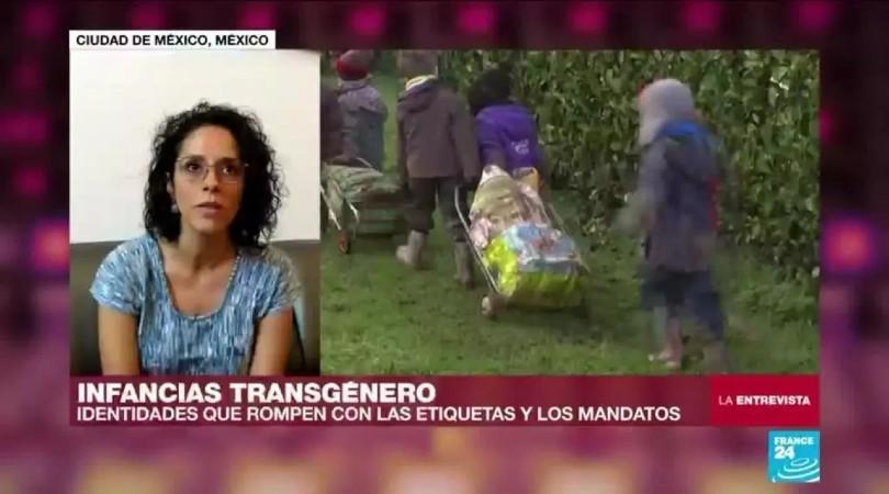 """Tania Morales: """"La educación basada en el género y sexo nos hace daño a todes"""""""